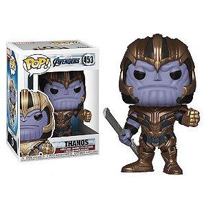 Funko Pop Marvel Avengers: Endgame – Thanos