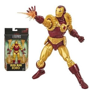 Marvel Legends Series 6-inch Collective Iron Man 2020 Walgreens Exclusive