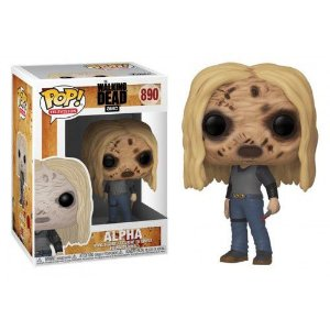 Funko Pop Television: The Walking Dead - Alpha with Mask #890