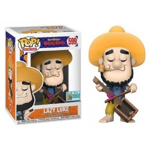 Funko Pop Hanna-Barbera Wacky Races - Lazy Luke SDCC 2019 Exclusive