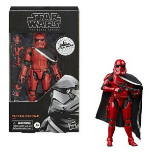 Star Wars The Black Series 6 Captain Cardinal Galaxy's Edge Target Exclusive