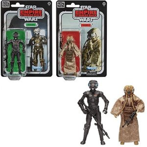 Star Wars The Black Series 6 4-LOM and Zuckuss Amazon Exclusive