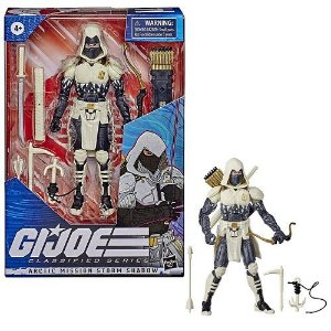 G.I. Joe Classified Series Arctic Mission Storm Shadow (Amazon Exclusive)