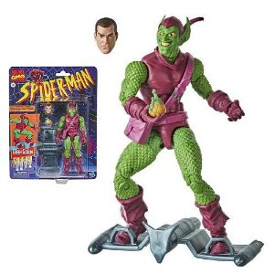 Marvel Legends Retro Collection Green Goblin Figure