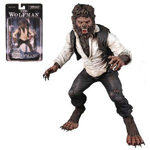 Mezco The Wolfman 7-Inch Action Figure