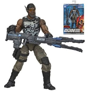 G.I. Joe Classified Series Special Missions: Cobra Island Roadblock Target Exclusive