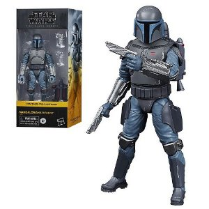 Star Wars The Black Series 6 The Clone Wars Mandalorian Loyalist Walmart Exclusive