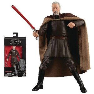 Star Wars The Black Series 6 Count Dooku