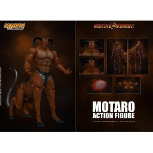 Storm Collectibles Mortal Kombat VS Series Motaro 1/12 Scale Collectible Figure