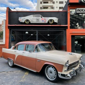 1955 Chevrolet Bel Air Hot Rod