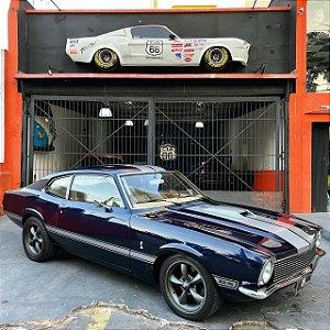 1977 Maverick V8 caracterizado GT