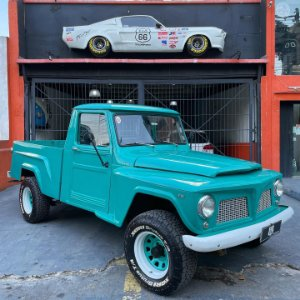 1973 Ford F-75 Pick up