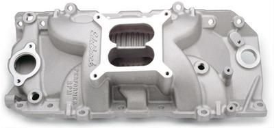 COLETOR DE ADMISSÃO EDELBROCK PERFORMER RPM CHEVY 454 BIG BLOCK V8