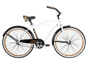 "BICICLETA RETRÔ HUFFY MASCULINA ARO 26""  GOOD VIBRATIONS"