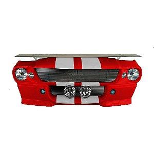 APARADOR FRENTE DE MUSTANG GT 500 - CORES PERSONALIZADAS