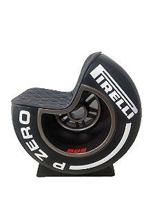 Banco confort pneu  Fórmula 1