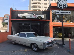 1969/70 Chrysler Newport  V8  383 Big Block
