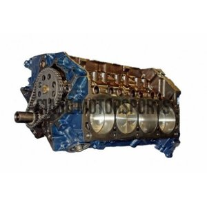bloco motor V8 Ford 302 5.0  Short block  - completo