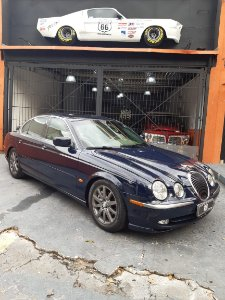 2000 Jaguar S-type v6 SE Blindado