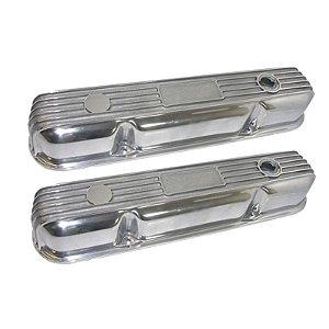 Tampa de válvula em alumínio Dodge Mopar 318 340 360 v8 Small block