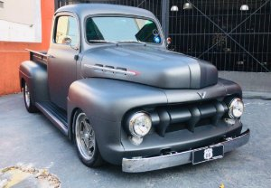 1951 FORD F1 PICK UP HCB