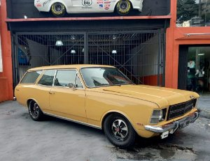 1979 Caravan comodoro 6 cil turbo charger
