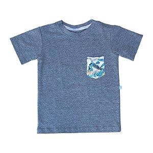Camiseta BioBaby Kids Bolso Joia Rara