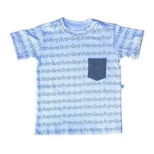 Camiseta BioBaby Kids Bolso Raízes