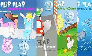 Coleção Flip Flap