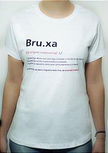 Camiseta Verbete Bruxa