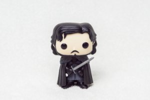Boneco Funko Pop Jon Snow - Game of Thrones