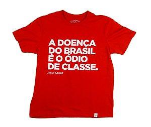 Camiseta Exclusiva Ódio de Classe - Jessé Souza