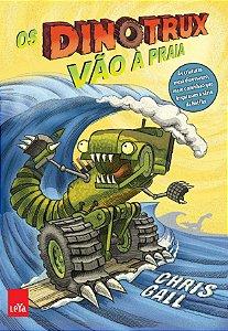 Os Dinotrux vão à praia