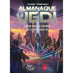 Almanaque Jedi o Guia do Universo Star Wars feito por fãs para fãs