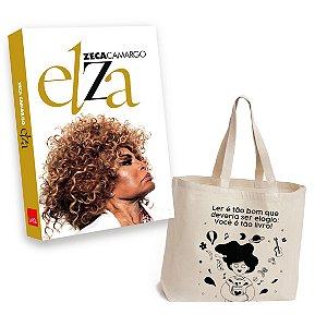 Livro Elza + 01 Ecobag de brinde