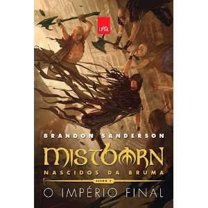 Mistborn 1ª Era - Vol 01 - O Império Final