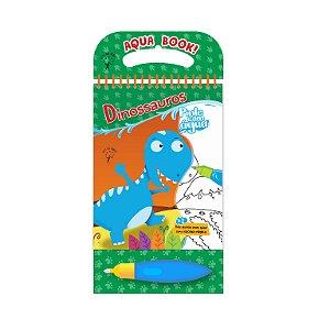 Aqua Book: Dinossauros