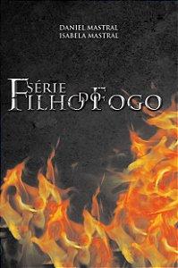 Box Filho do Fogo 2 (volumes IV, V e VI e VII)