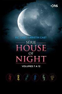 Box House of Night - Coleção completa v.2 (livros 7 a 12)