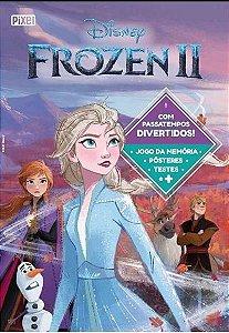 Frozen II - O livrão