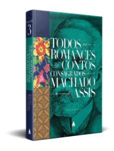 Box Todos os romances e contos consagrados - Machado de Assis