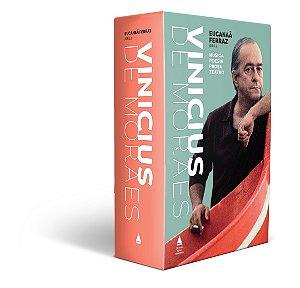 Box Vinicius de Moraes - música . poesia . prosa . Teatro