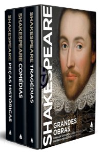 BOX Grandes obras de Shakespeare