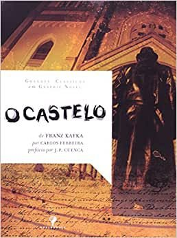 O Castelo Graphic Novel