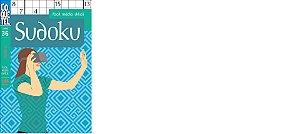 Sudoku - Nível Fácil Médio Difícil - Livro 33