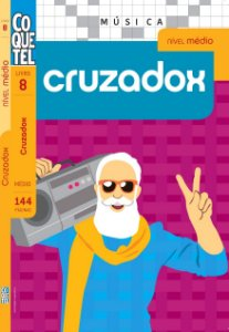 Coquetel - Palavras Cruzadax - Nivel Medio - Lv.08