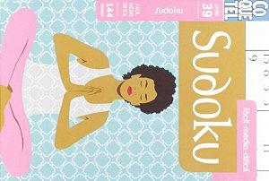 Livro Coquetel Sudoku - Edição 39