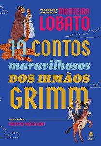 10 Contos Maravilhosos Dos Irmãos Grimm- Livrão