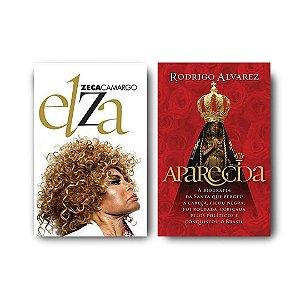 KIT livros Aparecida + Elza