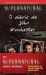 Kit Supernatural especial